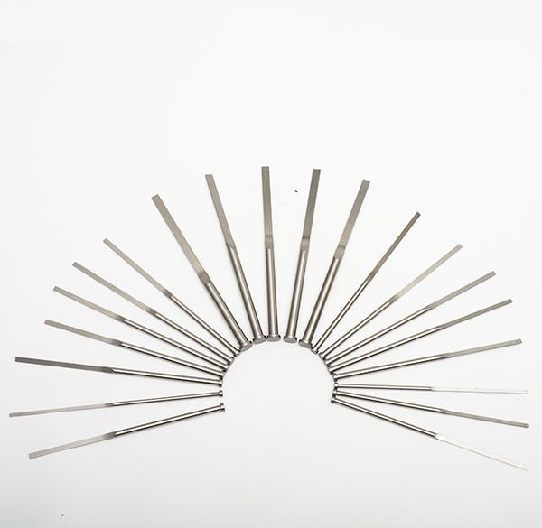 塑胶模具配件扁顶针